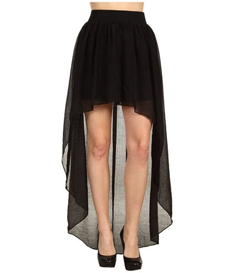 hi low skirt m my style