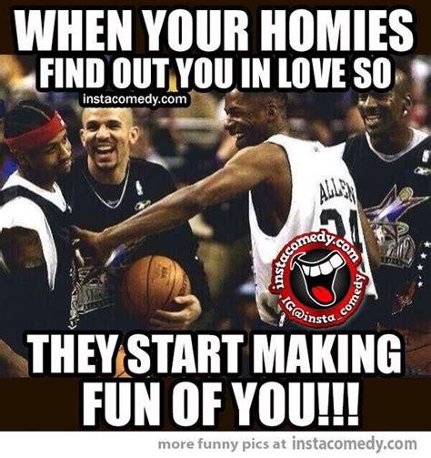 Allen Iverson Meme - when your homies find out you in love true memes