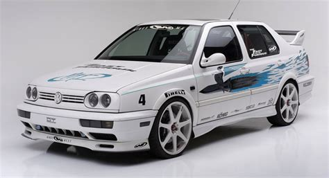 White Vw Jetta From Original Fast And Furious Is For Sale