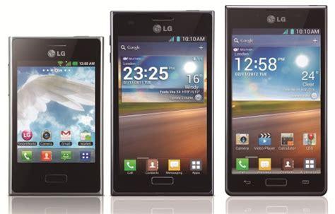 Hp Lg L3 L5 Dan L7 lg electronics topnews