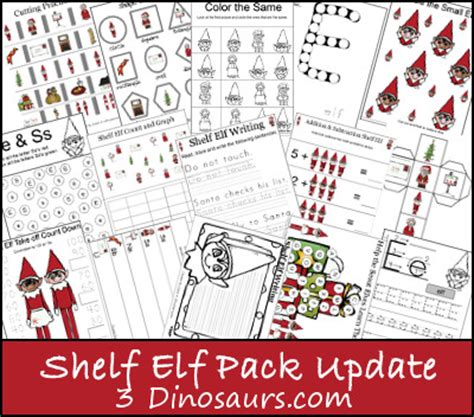 printable elf on the shelf rules five freebie friday linky giveaway 2