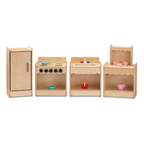 jonti craft toddler contempo kitchen set 4pc 2075jc on