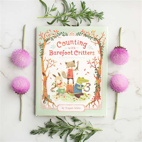counting with barefoot critters books counting with barefoot critters 183 book