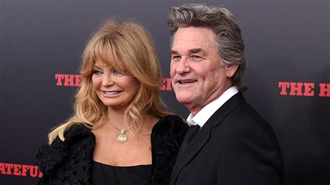 goldie hawn kurt kate hudson salutes goldie hawn and kurt russell on 34th