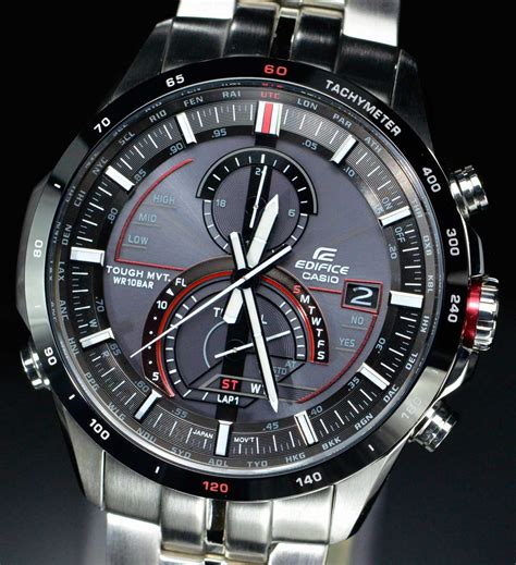Edifice Casio Stainless edifice stainless steel eqw a1300db 1ajf