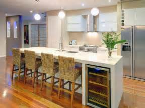 Australian Kitchen Ideas Floorboards In A Kitchen Design From An Australian Home