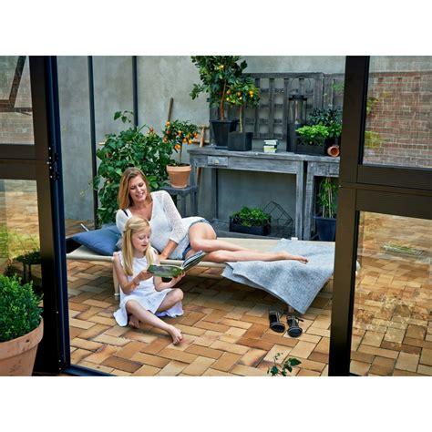 serre e verande serre veranda anthracite et verre tremp 233 12 9m 178 juliana