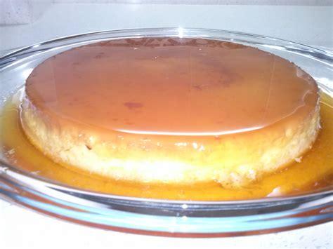i recetas flan de queso y leche condensada de mam recetas de flan de leche condensada