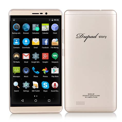 M 1 4g Smartphone 5 7 Android 7 0 Mtk6737 1 3g aliexpress buy dupad story m7 no with gps no gps 4g smartphone 5 5 inch android 5 0