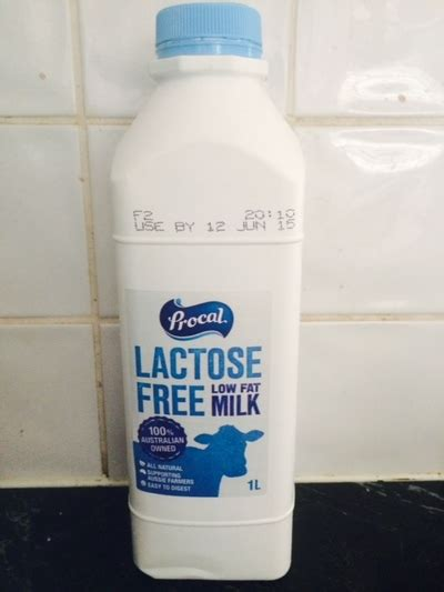 Procal Regueler procal lactose free milk review review clue
