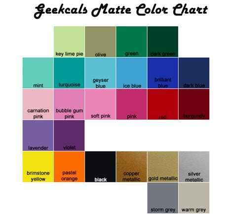 yorkie color chart geekcals 8 bit hearts vinyl decal design your space