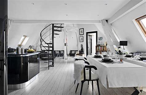 black and white interior black and white interior design ideas modern apartment by