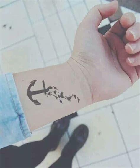 cliche tattoos 15 anchor tattoos that aren t cliche pretty designs