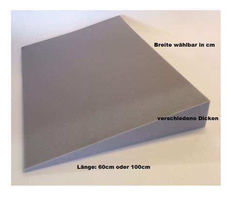 Reflux Keil F 252 R Auf Matratze Chf 0 75 Gt Schaumstoff