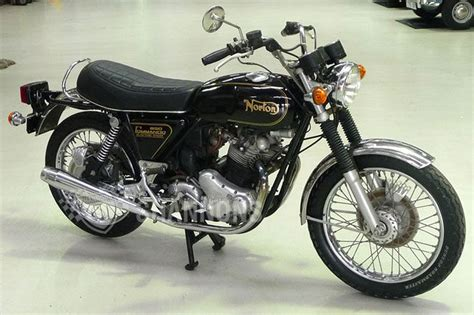 Norton Commander Motorrad by Sold Norton Commando 850 Roadster Motorcycle Auctions