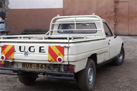 peugeot 504 pickup peugeot 504 technical specifications and fuel economy