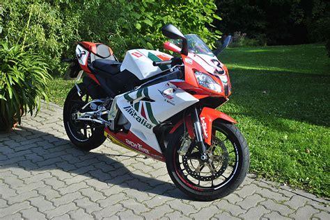 125ccm Motorrad Rs by Aprilia Rs 125
