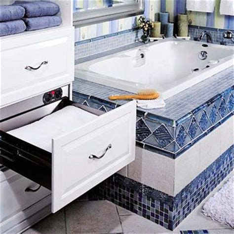 towel warmer drawer bathroom 17 best images about store more in your bath ideas on