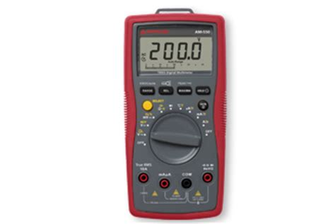 amprobe | am 550 industrial multimeter