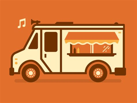food truck design illustrator i scream you scream we all scream for food trucks by