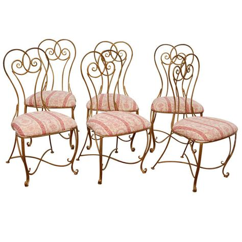Wrought Iron Bistro Chairs X Jpg