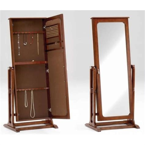 jcpenney jewelry armoire and mirror mirror jewelry box