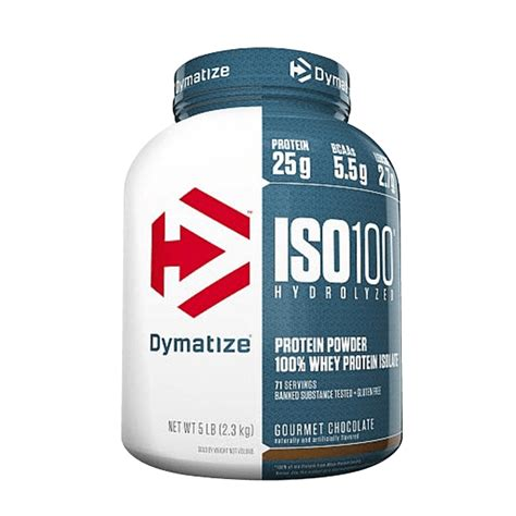 proteina 0 carb iso 100 0 carb whey 5 lb dymatize nutrition marcas