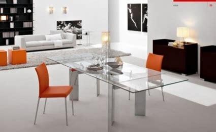 mesas de vidrio  el comedor decoracion de interiores