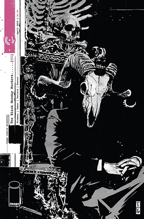 the black monday murders volume 1 image comics april 2017 solicitations comics news