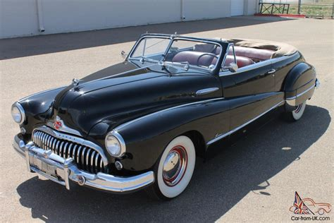1948 buick convertible