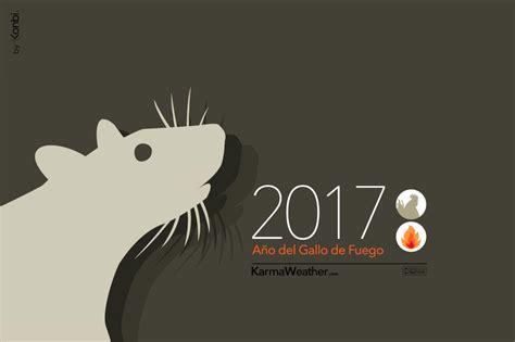 Calendario Chino 2016 Rata Rata 2017 Hor 243 Scopo Chino 2017 Signo De La Rata