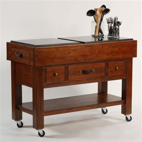 antique kitchen island cart 6551