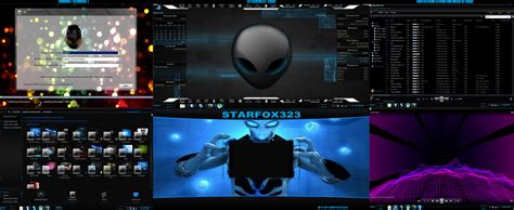 download themes for windows 7 alienware windows 7 alienware 2 by starfox303 on deviantart
