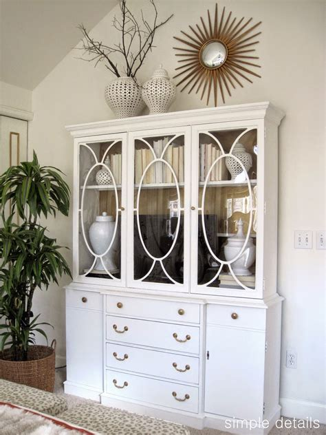 savvy southern style china cabinets art