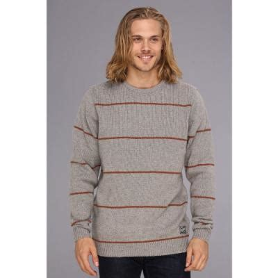 Sweater Ripcurl Original 117 rip curl newps crew sweater sweater grey fog where to buy how to wear