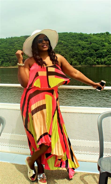 brunch on a boat colorblock dress on repeat brunch on the boat hypnoz glam