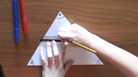 somma angoli interni somma degli angoli interni di un triangolo dimostrazione