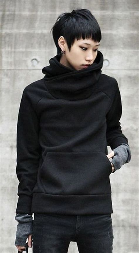 Chimney Neck Hoodie - details about cowl neck sweatshirt s 1 2