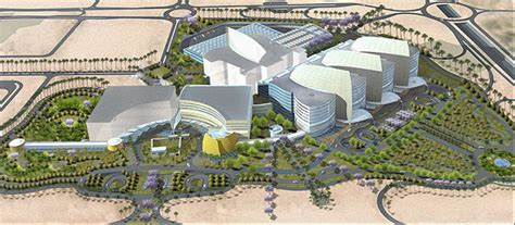 Ultra Design Center Qatar | putting an ultra modern roof over the sidra medical and