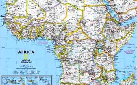 africa map zoom zoom maps