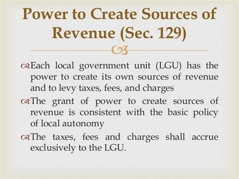 internal revenue code section 1231 local fiscal administration