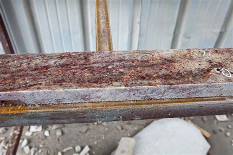 Rustic Granite Countertops by Typhoon Bordeaux Rustic Granite Kitchen