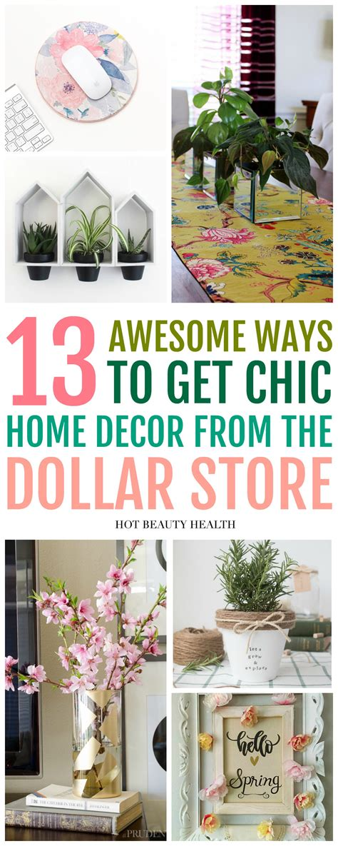 dollar store home decor ideas 13 dollar store home decor ideas you ll love hot beauty
