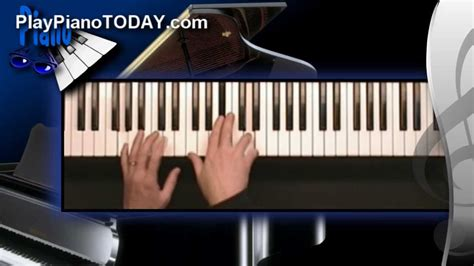 tutorial piano blues blues piano lessons now hd chapters 1 3 youtube