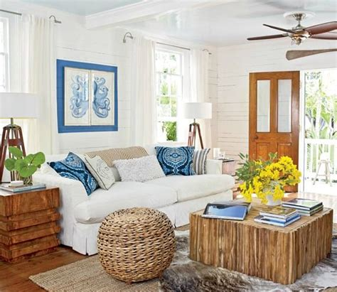 decorating cottage style home 809 best images about coastal home interiors on cottages coastal living