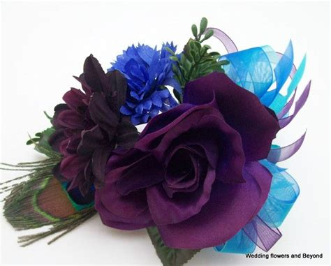 Cocolatte Pockit 789 Purple Blue 1000 ideas about corsage and boutonniere on wedding prom corsage and