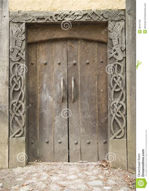 Floor Plan Designers Viking Door Royalty Free Stock Photo Image 38161765