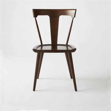 Uk Dining Chairs Splat Dining Chair West Elm Uk