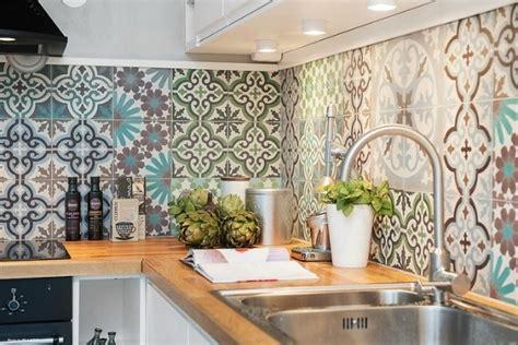 moroccan tile kitchen design ideas moroccan tile backsplash add the charm of the