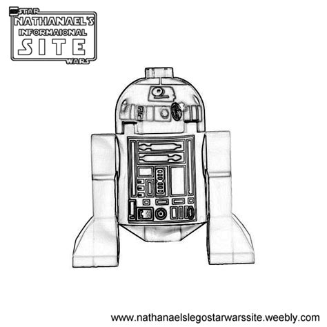 coloring page r2d2 lego wars r2d2 coloring pages picture